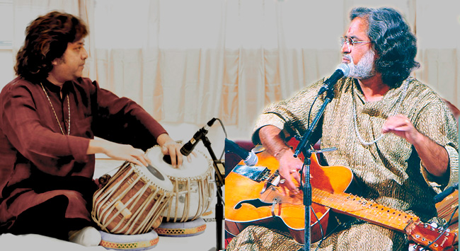 Mohan Veena and Tabla: Soulful Music