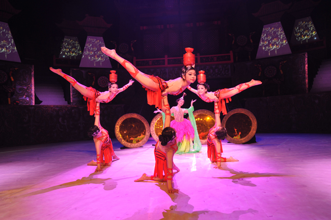 Cirque Chinois, The National Circus Of The People's Republic Of China