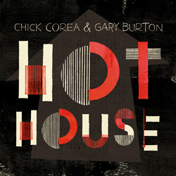 Chick Corea & Gary Burton Album Cover