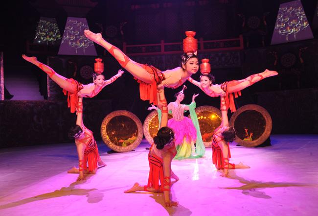 Cirque Chinois