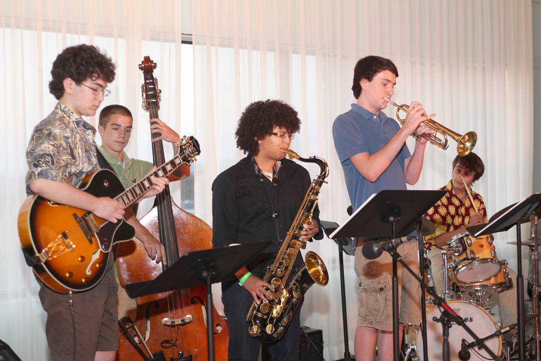 Jazz in July Students