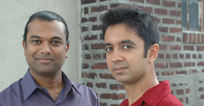 Vijay Iyer & Rudresh Mahanthappa Image