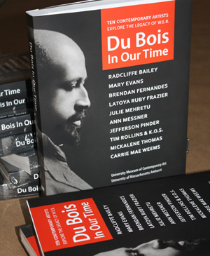 Du Bois Book Stack
