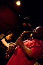 Matthew Shipp / Darius Jones Duo