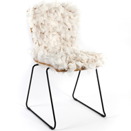 "Nancy Winship Milliken ""Feather Chair"""