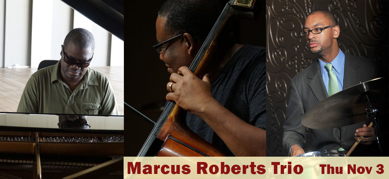 Roberts trio slideshow top