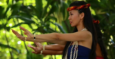 Sacred Dances & Legends of Hawai`i