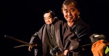 Shank's Mare | Koryu Nishikawa V & Tom Lee
