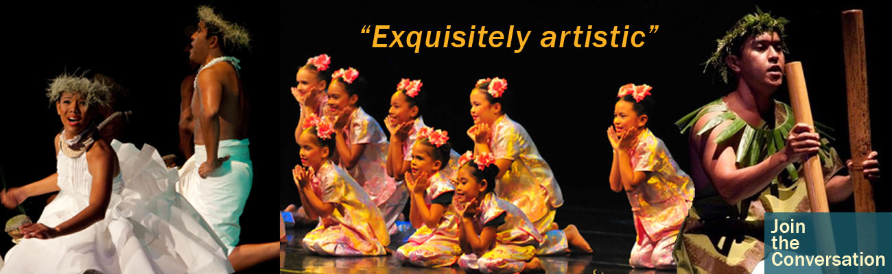 """Exquisitely artistics""  Sacred Dances Join the Conversation"