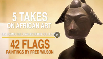 5 Takes on African Art Video