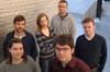 Front-Silvija Ozols, Joe Wengert-Back-Charlie Todd, Lennon x, Eli Newell, Neil Casey