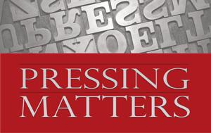 Pressing Matters Portfolio