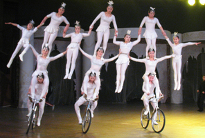 National Acrobats of China