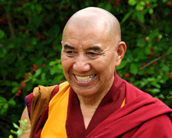 Healing in Tibetan Buddhism