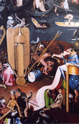 Hieronymus Bosch, Revisted