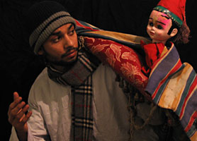 Egyptian Puppets A Special Family Event