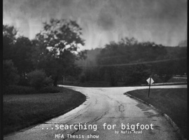 …Searching for Bigfoot