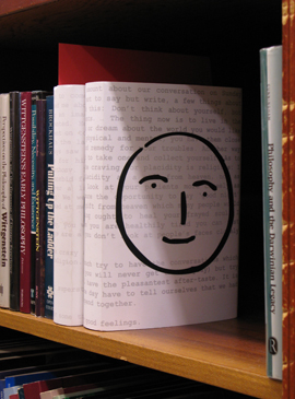 "Yam Lau, artist/writer (Toronto), On Two Picture-Faces, Category: Philosophy, under ""W"", Ed. 25"