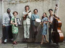Dan Zanes and Friends, Pajama Party