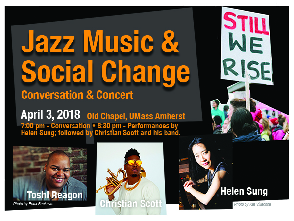 Jazz Music and Social Change Collage