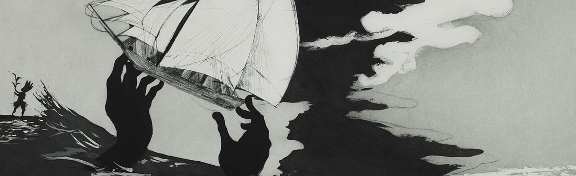 No World—An Unpeopled Land in Uncharted Waters, (2010); Kara Walker