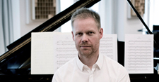 Max Richter with the American Contemporary Music Ensemble