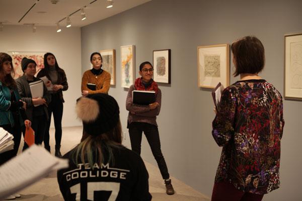 A Teaching Museum