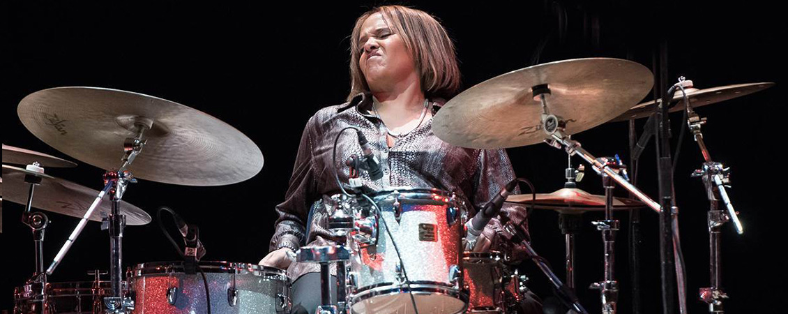 Terri Lyne Carrington: The Legacy of Max Roach