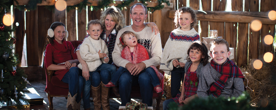 Natalie MacMaster & Donnell Leahy Present: A Celtic Family Christmas