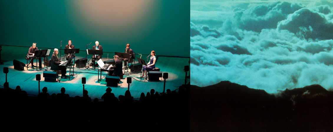 Koyaanisqatsi Live performed by Philip Glass and The Philip Glass Ensemble